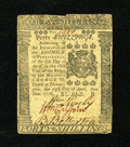 Colonial Notes:Pennsylvania, Pennsylvania April 25, 1776 40s Very Fine-Extremely Fine. A verypleasing example for the grade that has bold signatures and...