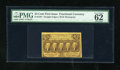 "Fractional Currency:First Issue, Fr. 1281 25c First Issue PMG Uncirculated 62EPQ. PMG has bestowed the ""EPQ"" designation upon this lovely type note which it ..."