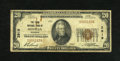 National Bank Notes:Missouri, Sedalia, MO - $20 1929 Ty. 1 The Third NB Ch. # 2919. C.L. Hanleyand H.R. Harris teamed up in the 1920s to run the Thir...