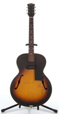 Musical Instruments:Electric Guitars, 1955 Gibson ES-125 Sunburst Archtop Electric Guitar, # W1525-19 ...