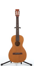 Musical Instruments:Acoustic Guitars, Vintage Lakeside Natural Parlor Acoustic Guitar #N/A. ...