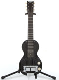 Musical Instruments:Lap Steel Guitars, Vintage Rickenbacker Electro Black Lap Steel Guitar #N/A....