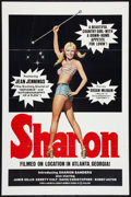 """Movie Posters:Adult, Sharon Lot (ASOM Distributing, 1976). One Sheets (2) (27"""" X 41""""). Adult.. ... (Total: 2 Items)"""