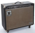 Musical Instruments:Amplifiers, PA, & Effects, 1970's Music Man 212 Sixty Five Black Amplifier #CN00689...
