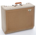 Musical Instruments:Amplifiers, PA, & Effects, 1960's Epiphone EA-30 Triumph Light Brown Amplifier #28211...