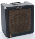 Musical Instruments:Amplifiers, PA, & Effects, 1963 Ampeg R-15 R Supereverb Black Amplifier #N/A...