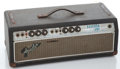 Musical Instruments:Amplifiers, PA, & Effects, Vintage Fender Bassman Black Amplifier #A44223...