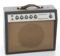 Musical Instruments:Amplifiers, PA, & Effects, 1960's Epiphone EA-50 Pacemaker Dark Brown Amplifiers #A010144...