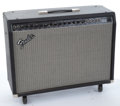 Musical Instruments:Amplifiers, PA, & Effects, Late 1990's Fender Ultimate Chorus Black Amplifier #M620395...