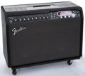 Musical Instruments:Amplifiers, PA, & Effects, Modern Fender Cyber-Twin SE Black Amplifier #M1525666...