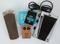 Musical Instruments:Amplifiers, PA, & Effects, Late 1970's Morley Power Wah Fuzz Steel Effects #184528...