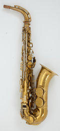 Musical Instruments:Horns & Wind Instruments, 1931 King Zephyr Alto Saxophone...