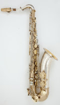 Musical Instruments:Horns & Wind Instruments, Vintage King Super 20 Tenor Saxophone #433135....