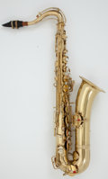 Musical Instruments:Horns & Wind Instruments, Conn New Wonder Melody Saxophone #41190....