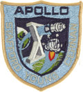 Transportation:Space Exploration, Apollo 10 Lunar Module Flown Embroidered Mission Insignia PatchOriginally from the Personal Collection of Mission Commander T...