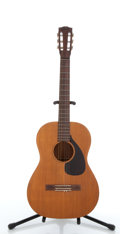 Musical Instruments:Acoustic Guitars, Circa 1969 Gibson Classical Natural Acoustic Guitar #544211....