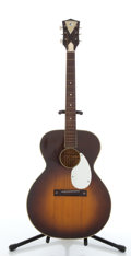 Musical Instruments:Acoustic Guitars, Vintage Kay N-15 Sunburst Acoustic Guitar # N/A....