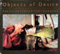 Books:First Editions, Sheila Metzner. Objects of Desire. New York: Clarkson N.Potter, [1986]. First edition. Quarto. Publisher's binding ...