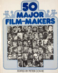 Books:First Editions, Peter Cowie [editor]. SIGNED. 50 Major Film-Makers. SouthBrunswick: A. S. Barnes, [1975]. First edition. Signed b...