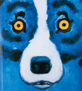 Books:First Editions, George Rodrigue. Blue Dog. [New York]: Viking Studio,[1994]. First edition. Octavo. Publisher's binding and slipcas...