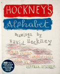 Books:First Editions, David Hockney. Hockney's Alphabet. [New York]: Random House,[1991]. First edition. Quarto. Publisher's binding and ...