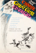 Books:Children's Books, Roald Dahl. Charlie and the Great Glass Elevator. New York:Knopf, 1972. First edition. Octavo. Publisher's binding ...