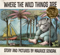 Books:Children's Books, Maurice Sendak. Where the Wild Things Are. [New York]:Harper & Row, [ca. 1995]. Later edition. Quarto. Publishe...