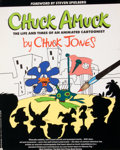 Books:First Editions, Chuck Jones. Chuck Amuck. New York: Avon Books, [1989].First trade edition. Octavo. Publisher's wrappers with m...