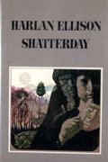 Books:First Editions, Harlan Ellison. Group of Four Books,... (Total: 4 Items)