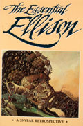 Books:First Editions, Harlan Ellison. Group of Three Books,... (Total: 3 Items)