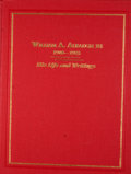 Books:First Editions, Bruce Kusrow [editor]. William A. Albaugh, III 1908-1983: HisLife and Writings. Wilmington: Broadfoot Publishing, 1...