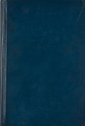 Books:First Editions, Eugene C. Barker [editor]. Annual Report of the AmericanHistorical Association for the Year 1919. Volume II in 2 parts....(Total: 2 Items)