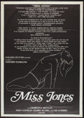 "Movie Posters:Adult, The Devil in Miss Jones (MB Productions, 1973). Italian 2 - Foglio (39"" X 55""). Adult.. ..."