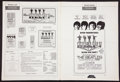 "Movie Posters:Rock and Roll, Help! (United Artists, 1965). Uncut Pressbook (16 Pages) (13.25"" X18""). Rock and Roll.. ..."