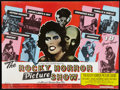 """Movie Posters:Rock and Roll, The Rocky Horror Picture Show (20th Century Fox, 1975). BritishQuad (30"""" X 40""""). Rock and Roll.. ..."""