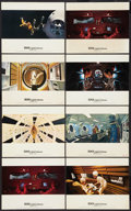 """Movie Posters:Science Fiction, 2001: A Space Odyssey (MGM, 1968). British Cinerama Color Photos(8) (8"""" X 10"""") and U.S. Photos (6) (8"""" X 10"""").. Science Fic...(Total: 14 Items)"""