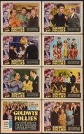 """Movie Posters:Musical, The Goldwyn Follies (United Artists, 1938). Other Company Lobby Card Set of 8 (11"""" X 14""""). Musical.. ... (Total: 8 Items)"""