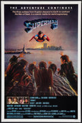 """Movie Posters:Action, Superman II and Other Lot (Warner Brothers, 1981). One Sheets (2)(27"""" X 41"""") Style A. Action.. ... (Total: 2 Items)"""