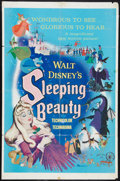 "Movie Posters:Animated, Sleeping Beauty (Buena Vista, 1959). One Sheet (27"" X 41""). Animated.. ..."