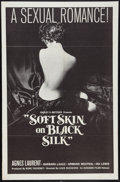 "Movie Posters:Sexploitation, Soft Skin on Black Silk Lot (Audubon,1963). One Sheets (2) (27"" X41""). Sexploitation.. ... (Total: 2 Items)"