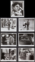 "Movie Posters:Crime, Taxi Driver (Columbia, 1976). Publicity Brochure (8.5"" X 11"") w/Photos (7) (8"" X 10""). Crime.. ... (Total: 8 Items)"