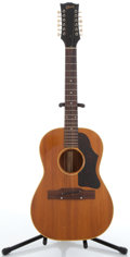 Musical Instruments:Acoustic Guitars, 1965 Gibson B-25 Natural 12 String Acoustic Guitar #28469...