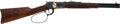 Military & Patriotic:WWII, Winchester Model 94AE William S. Hart Tribute Lever-Action Carbine - Number 1 of 1....
