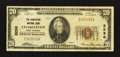 National Bank Notes:West Virginia, Charleston, WV - $20 1929 Ty. 1 The Charleston NB Ch. # 3236. ...