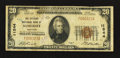 National Bank Notes:Kentucky, Somerset, KY - $20 1929 Ty. 1 The Citizens NB Ch. # 11544. ...