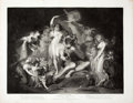 Antiques:Posters & Prints, Engraved Print from Boydell's Shakespeare Entitled, Midsummer Nights Dream. Cheapside: J. & J. Boyde...