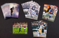 Football Collectibles:Photos, Football Stars Signed Photographs Lot of 25....