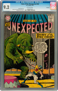 Silver Age (1956-1969):Science Fiction, Tales of the Unexpected #63 Savannah pedigree (DC, 1961) CGC NM-9.2 Off-white pages....