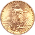 Saint-Gaudens Double Eagles, 1920 $20 MS64 PCGS. CAC....