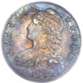 Bust Half Dollars, 1834 50C Large Date, Large Letters MS64 PCGS. O-103, R.2....